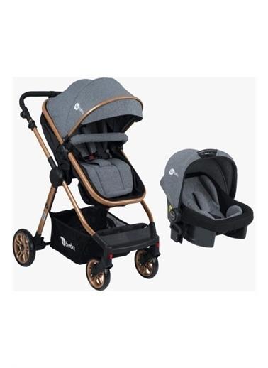 4 Baby 4 Baby Comfort Travel Çok Renkli Bebek Arabası Renkli